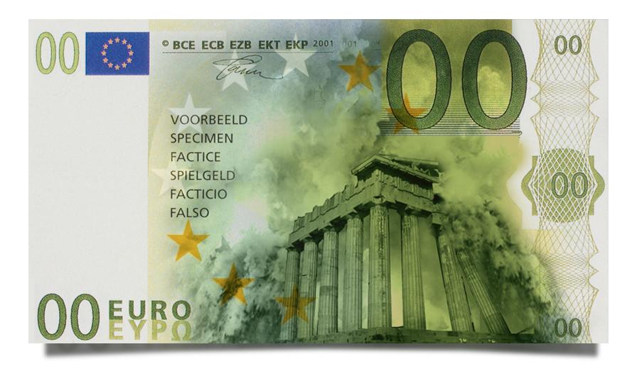billet de banque humoristique