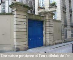 1 rue Saint Claude, Paris