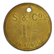 Strachan & Co barter token